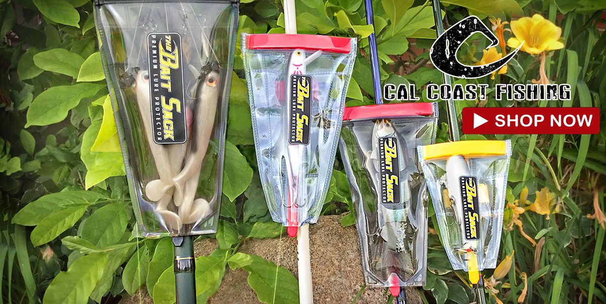 Bait Sack - Cal Coast Fishing - Shop Now