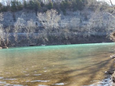 Rivers Are Going Down, Fishing Is Picking Up