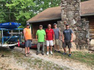 Buffalo River Float 2017