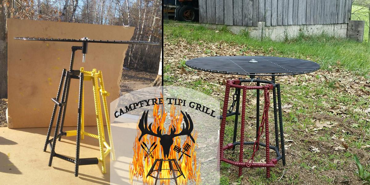 Campfyre Tipi Grills